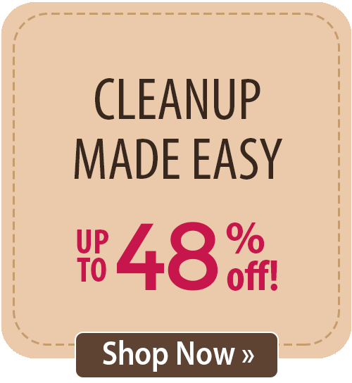 Cleanup Made Easy