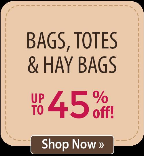 Bags, Totes & Hay Bags