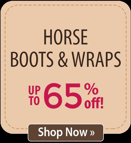 Horse Boots & Wraps