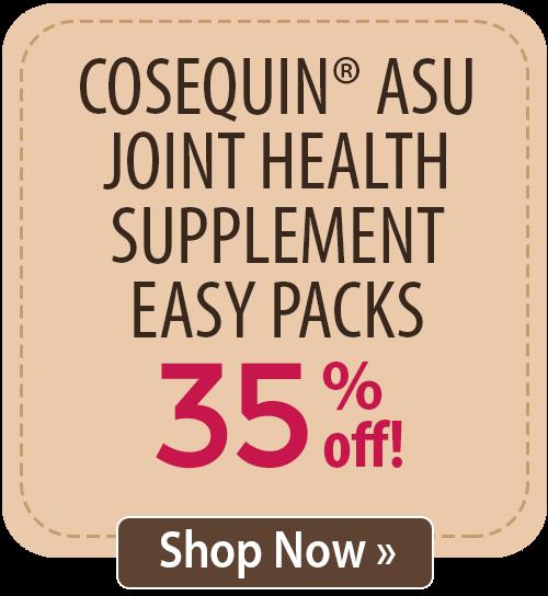 Cosequin� ASU Joint Health Supplement Easy Packs