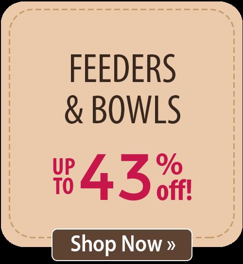 Feeders & Bowls