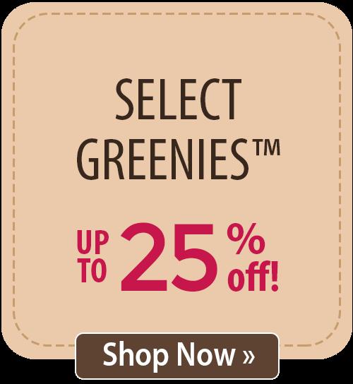 Select GREENIES