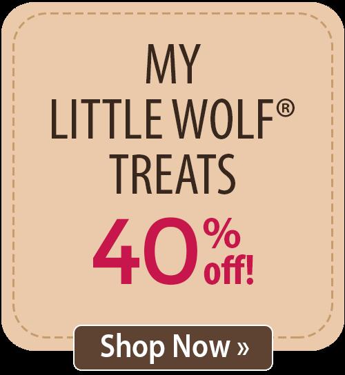 My Little Wolf® Treats