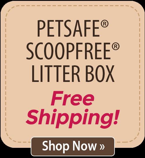PetSafe ScoopFree Litter Box