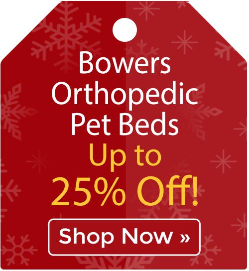Bowsers Orthopedic Pet Beds