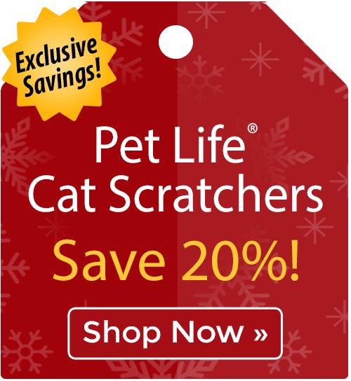 Pet Life® Cat Scratchers