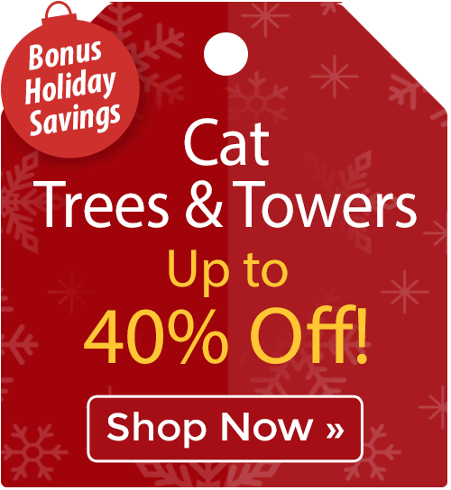 Cat Trees & Towers