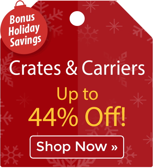 Crates & Carriers