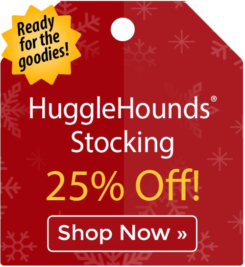 HuggleHounds® Holiday Stockings