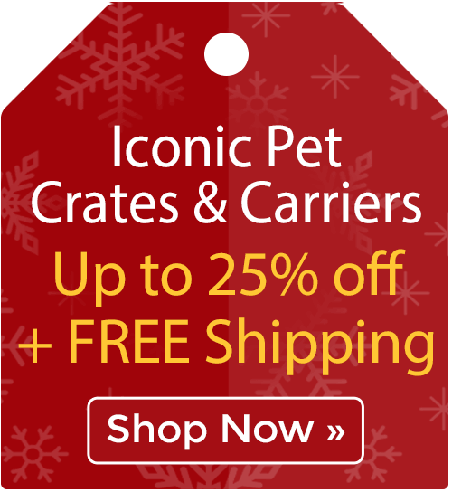 Iconic Pet Crates & Carriers