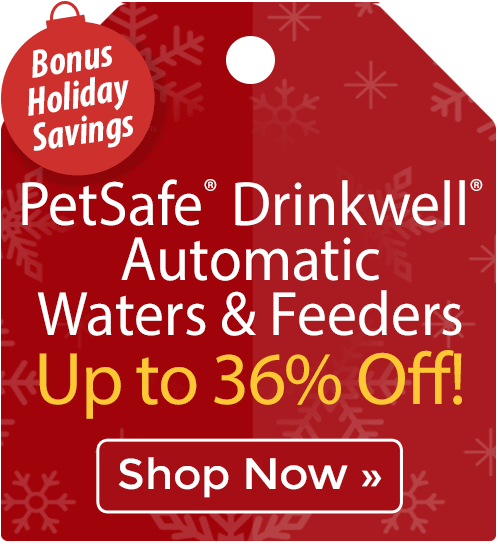 PetSafe® Drinkwell® Automatic Waterers & Feeders
