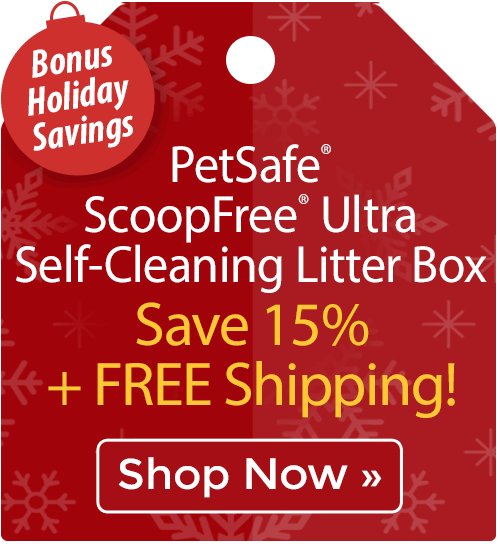 PetSafe® ScoopFree® Ultra Self-Cleaning Litter Box