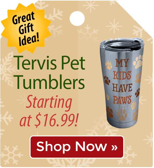 Tervis Pet Tumblers
