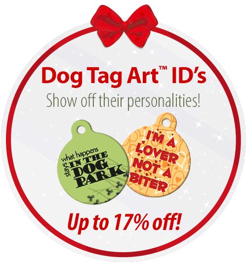 Dog Tag Art� IDs