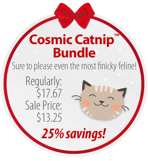 Cosmic Catnip� Bundle