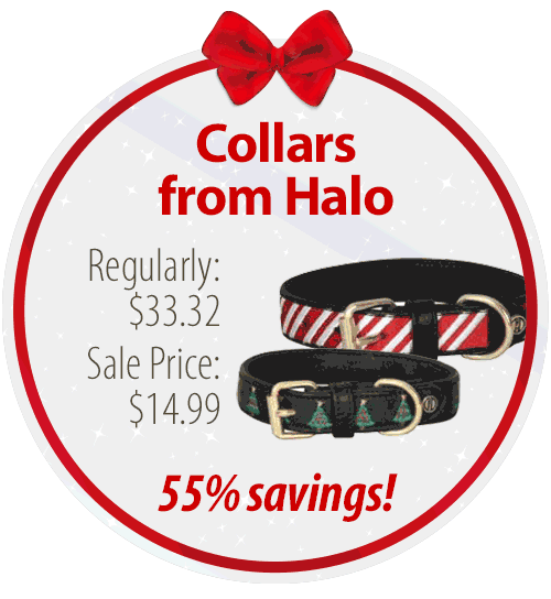 Collars from Halo