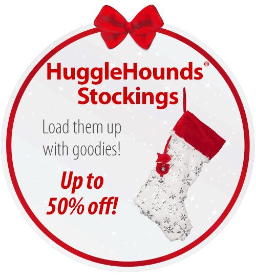 HuggleHounds� Stockings