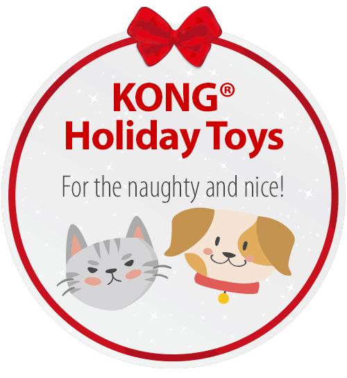 KONG� Holiday Toys