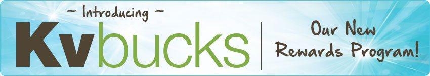 Introducing KV Bucks