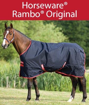 Horseware® Rambo® Original