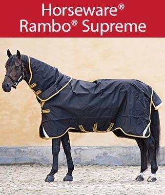 Horseware® Rambo® Supreme