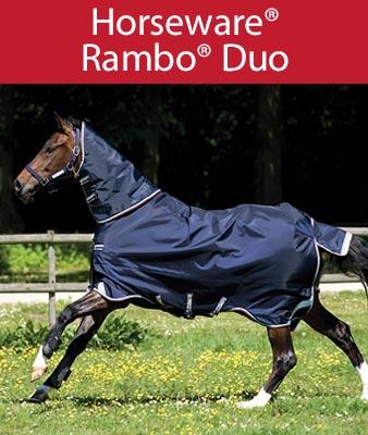 Horseware® Rambo® Duo