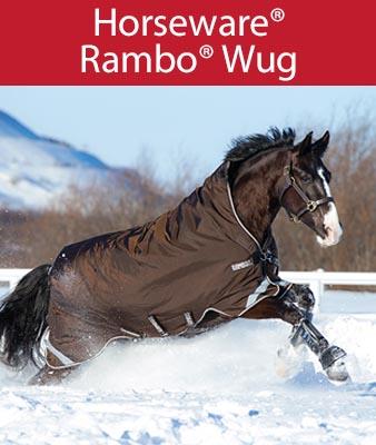 Horseware® Rambo® Wug