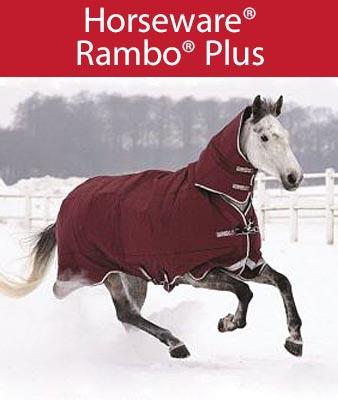 Horseware® Rambo® Plus
