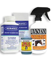Hoof Medication & Wound Care