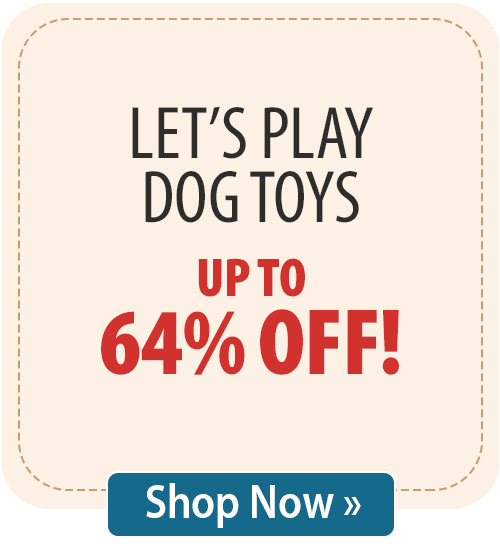 Let's Play Dog Toys