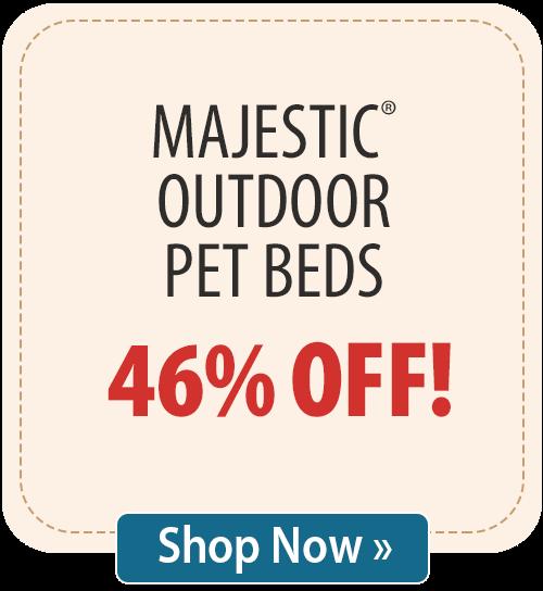 Majestic�  Outdoor Pet Beds
